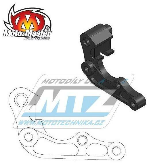 Obrázek produktu Adaptér brzdového kotouče pro průměr 270mm - MotoMaster Oversize Adapter - Honda CRF250R+CRF450R / 15-18 +  CRF450RX / 17-18 (mm211067) MM211067