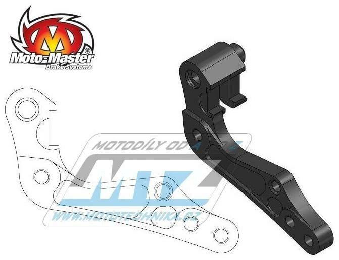 Obrázek produktu Adaptér brzdového kotouče pro průměr 270mm - MotoMaster Oversize Adapter - KTM SX+SXF+EXC+EXCF / 00-08 + KTM 620+625+640 LC4 / 01-07 + Husqvarna CR+WR+TC+TE / 06-13 + Husaberg FE+FS / 00-08 + BMW G450 MM211055