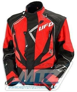 Obrázek produktu Bunda Ufo Enduro červená (uf4389-04) UF4389-04