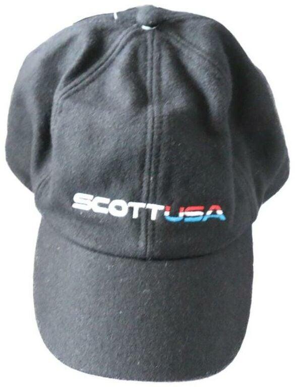Obrázek produktu Čepice s kšiltem Scott USA (zateplená s kryty na uši) (sc400108) SC400108999