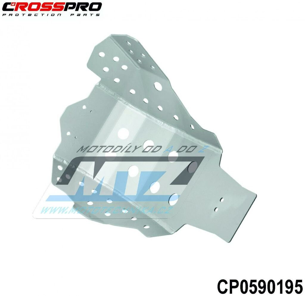 "Kryt pod motor ""FULL"" Kawasaki CRF450L / 19-20 (kryt-motoru-crosspro-cp0590195)"