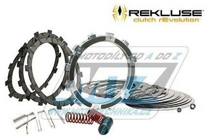Obrázek produktu Spojka Rekluse RadiusX - Yamaha YZF450 / 10-20 + WRF450+YZF450X / 19-20 (rlrms-6304)