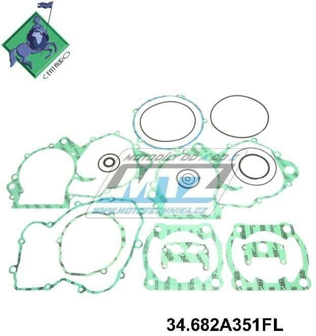 Obrázek produktu Těsnění kompletní motor Husqvarna CR360 + WR360 / 92-02 (34_22)