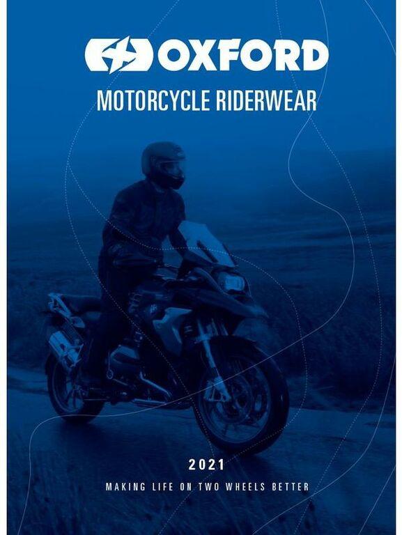 Obrázek produktu katalog moto oblečení 2021, OXFORD PC130