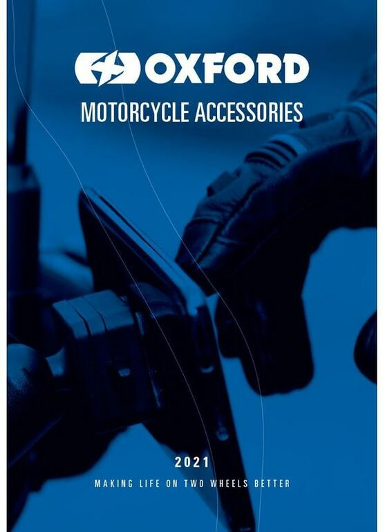 Obrázek produktu katalog moto příslušenství 2021, OXFORD PC129