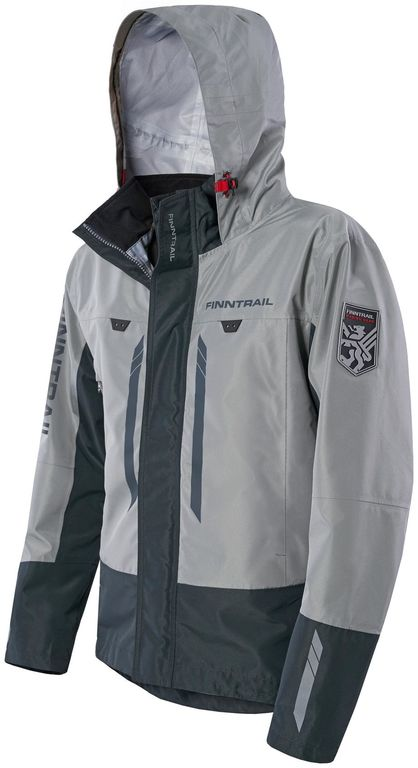 Obrázek produktu Finntrail Jacket GreenWood Grey (4021Grey-MASTER) 4021Grey-MASTER