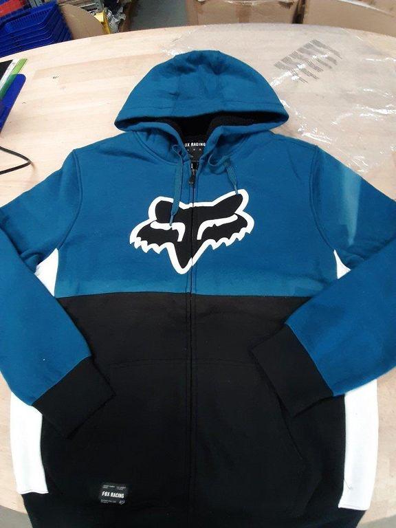 Obrázek produktu Mikina zateplená FOX Rebound Sherpa Fleece Midnight Blue (20210122-150854) FX23897-551-XL-VÝPRODEJ