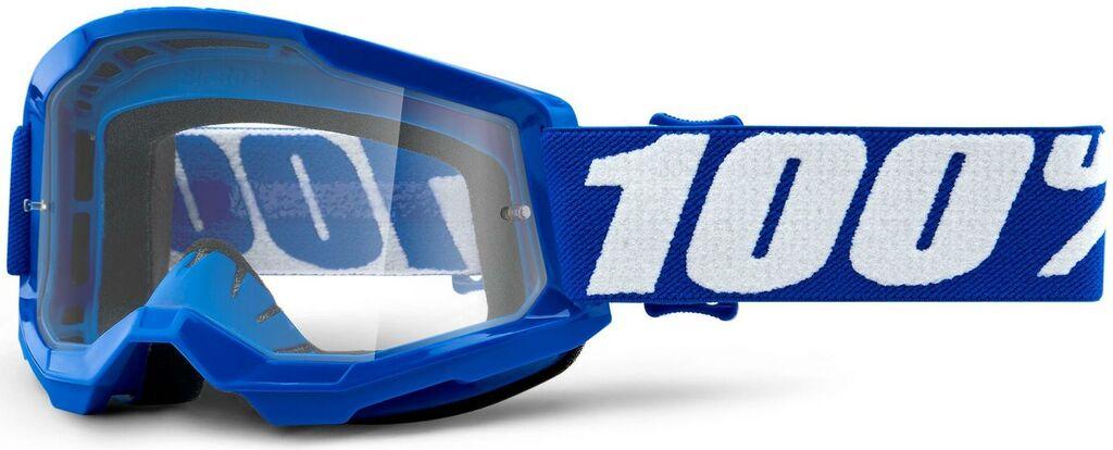 Obrázek produktu STRATA 2 100% - USA , dětské brýle modré - čiré plexi 50521-101-02