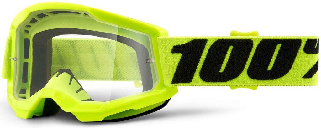 Obrázek produktu STRATA 2 100% - USA , dětské brýle žluté - čiré plexi 50521-101-04