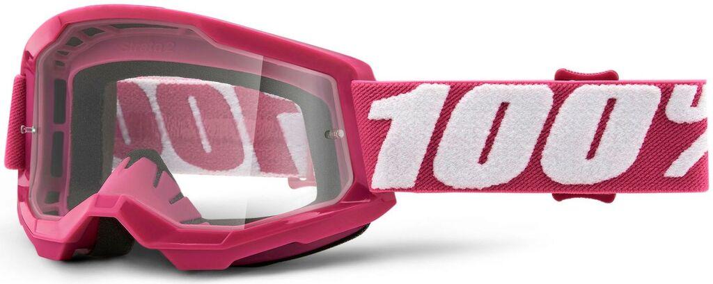 Obrázek produktu STRATA 2 100% - USA , dětské brýle Fletcher - čiré plexi 50521-101-06