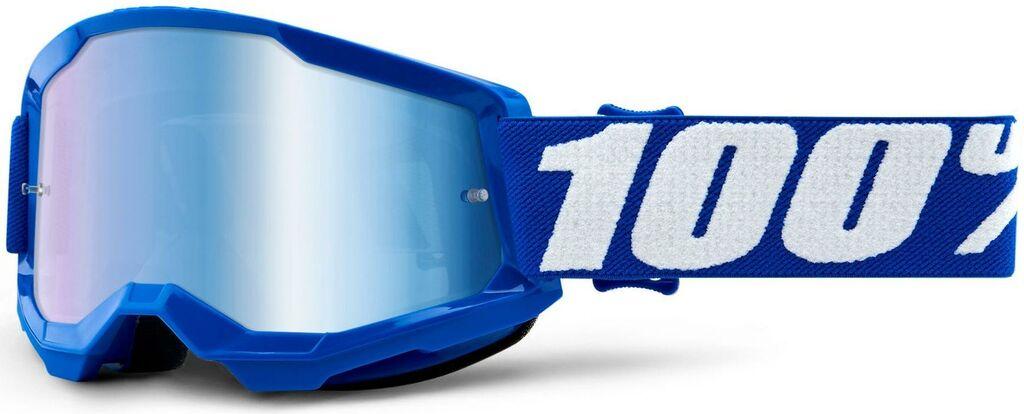 Obrázek produktu STRATA 2 100% - USA , dětské brýle modré - zrcadlové modré plexi 50521-250-02
