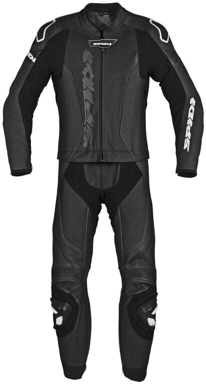 Obrázek produktu dvoudílná kombinéza LASER TOURING, SPIDI (černá/bílá) Y155-011