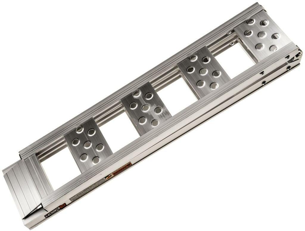 Obrázek produktu nájezdová rampa - skládací - hliníková, Q-TECH (1 ks) AR27MB180