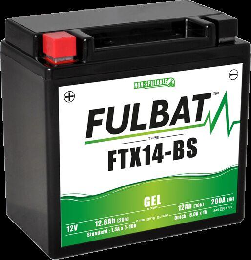 Obrázek produktu Gelová baterie FULBAT