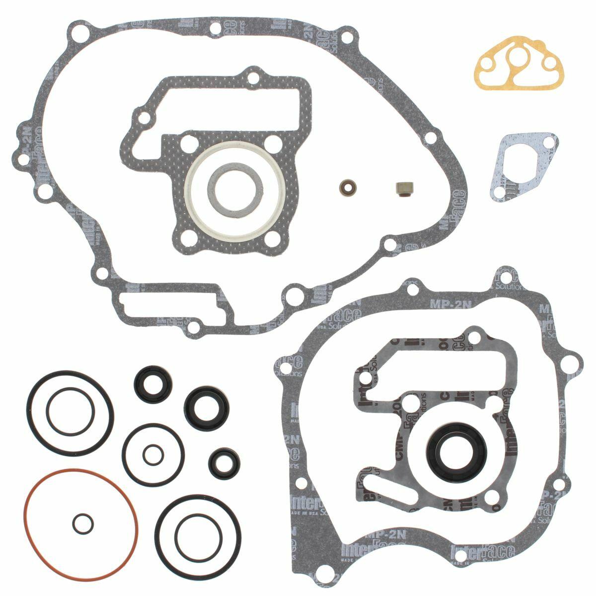 Obrázek produktu Sada těsnění motoru kompletní vč. gufer motoru WINDEROSA