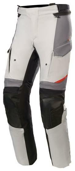 Obrázek produktu kalhoty ANDES DRYSTAR 2021, ALPINESTARS (světle šedá/tmavě šedá/černá/červená)