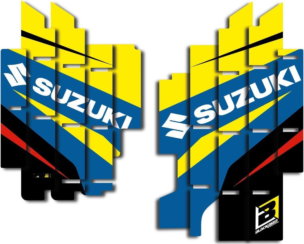 Obrázek produktu BLACKBIRD RACING RAD LOUVER DR4 RMZ250 19 (A305N) A305N