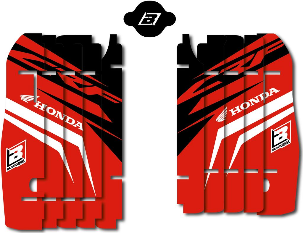 Obrázek produktu BLACKBIRD RACING RAD LOUVER STK CRF (A101N) A101N