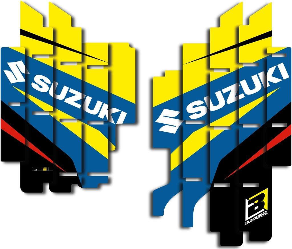 Obrázek produktu BLACKBIRD RACING RAD LOUVER DR4 RMZ450 18 (A304N) A304N