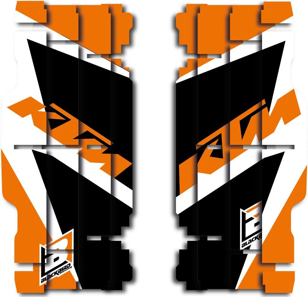 Obrázek produktu BLACKBIRD RACING RAD LOUVER STK KTM (A501N) A501N