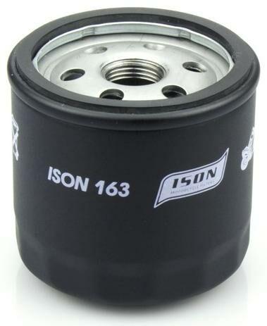 Obrázek produktu Olejový filtr HF163, ISON