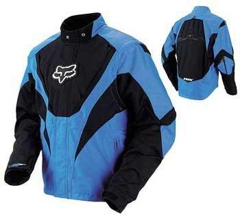 Obrázek produktu Bunda enduro FOX 360 modro-černá ( velikost XL) (360-jacket-modra) FX10030-002-XL