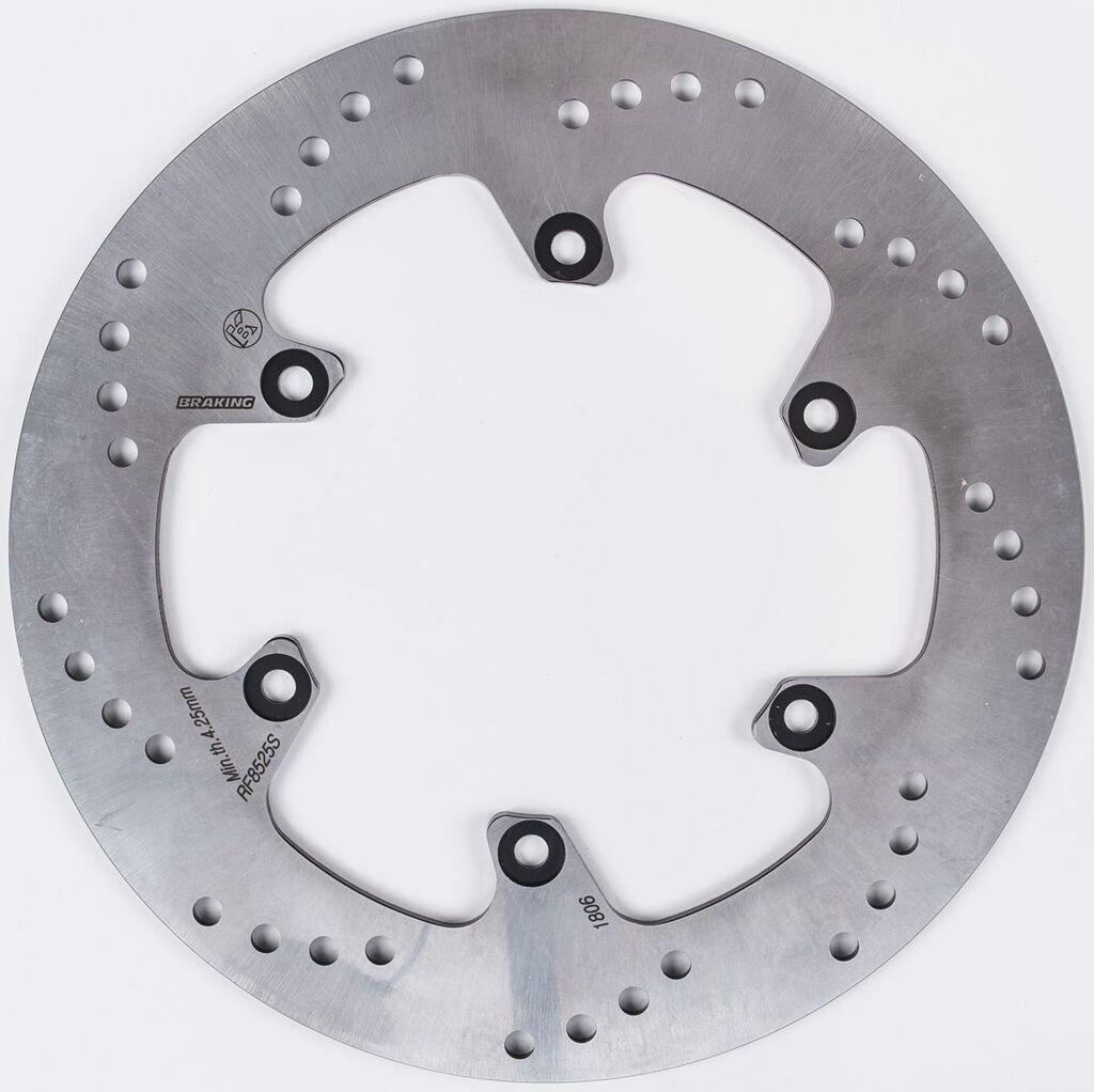 Obrázek produktu brzdový kotouč zadní, BRAKING