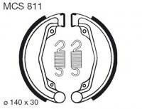 Obrázek produktu Brzdové čelisti LUCAS MCS 811
