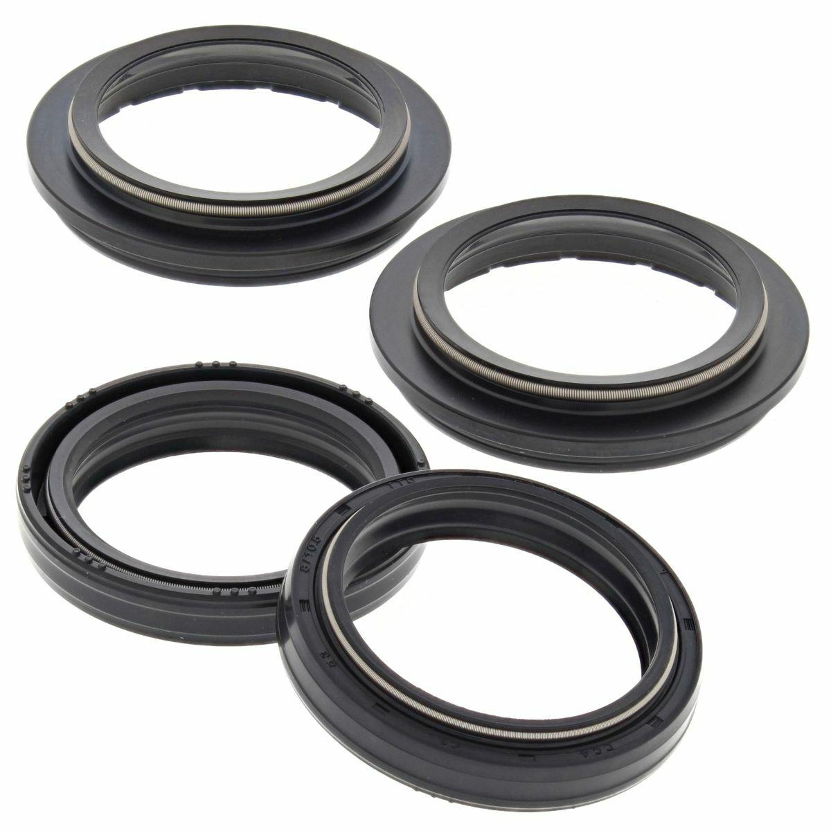 Obrázek produktu Sada gufer a stíracích kroužků přední vidlice All Balls Racing