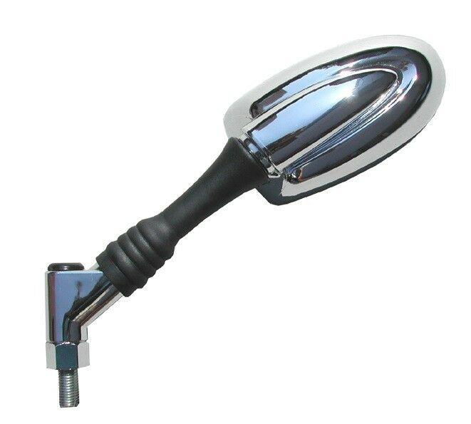 Obrázek produktu Zpětné zrcátko SMATNORD UNI SPORT 2 pravý chrom
