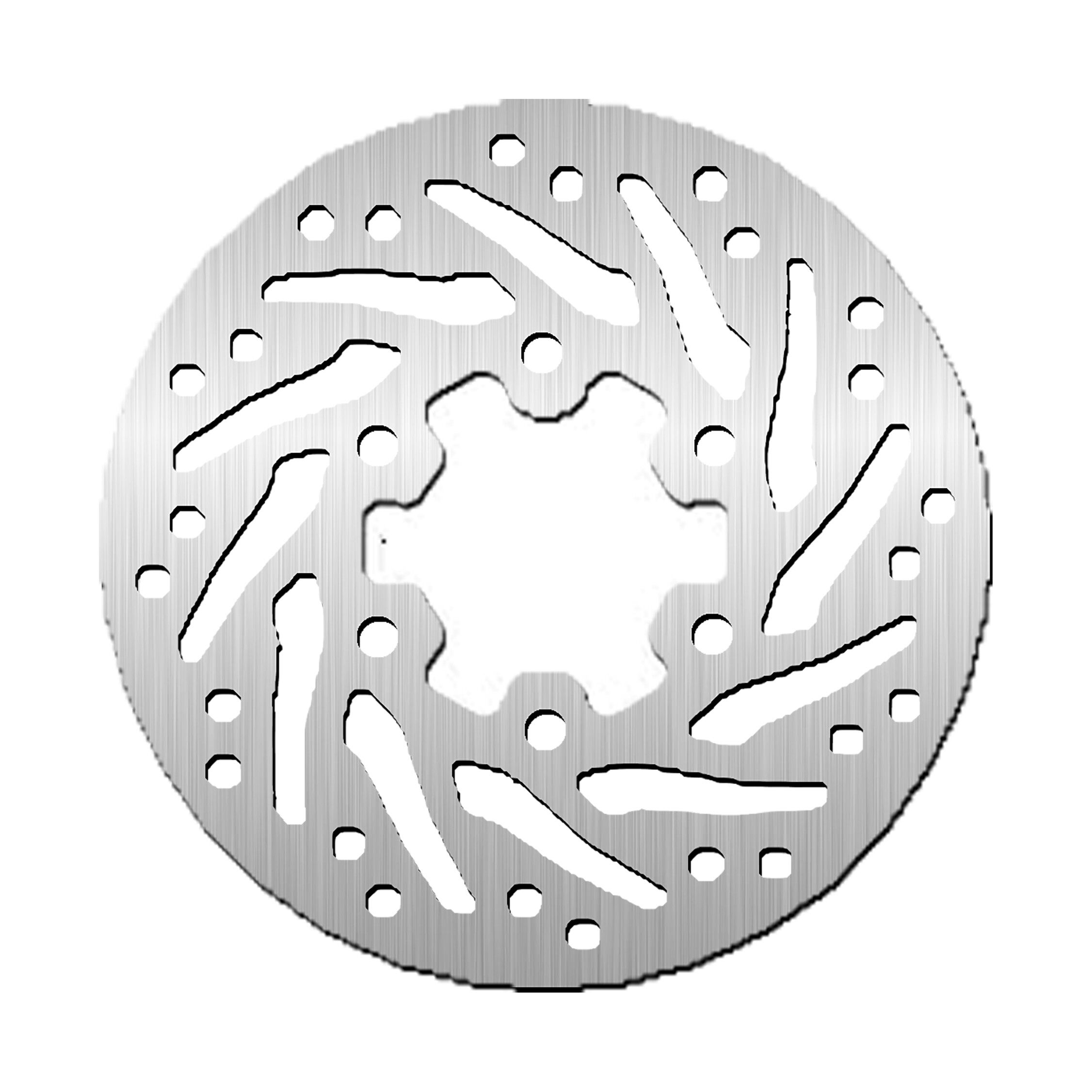 Obrázek produktu Brzdový kotouč NG Pravá - GPR, Pravý