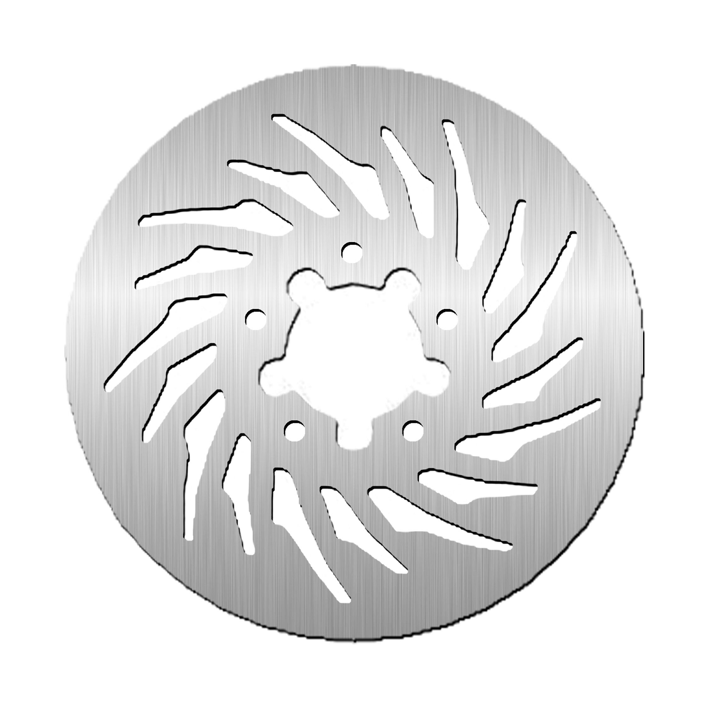 Obrázek produktu Brzdový kotouč NG Pravá - GPR R 2T