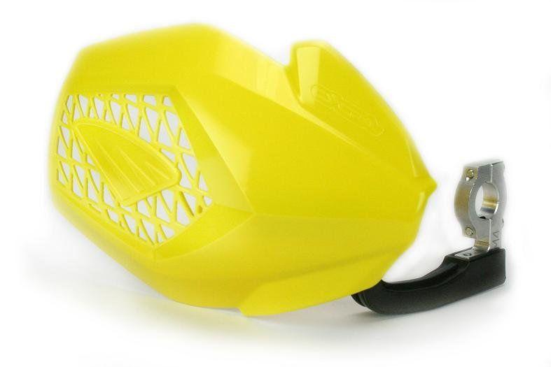 Obrázek produktu Chrániče páček CYCRA M4 RECOIL ATV Suzuki žlutá