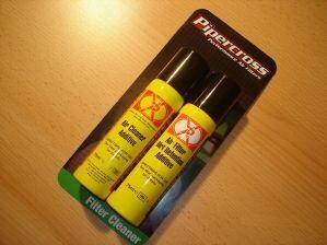 Obrázek produktu Sada k mazání a čištění filtrů PIPERCROSS
