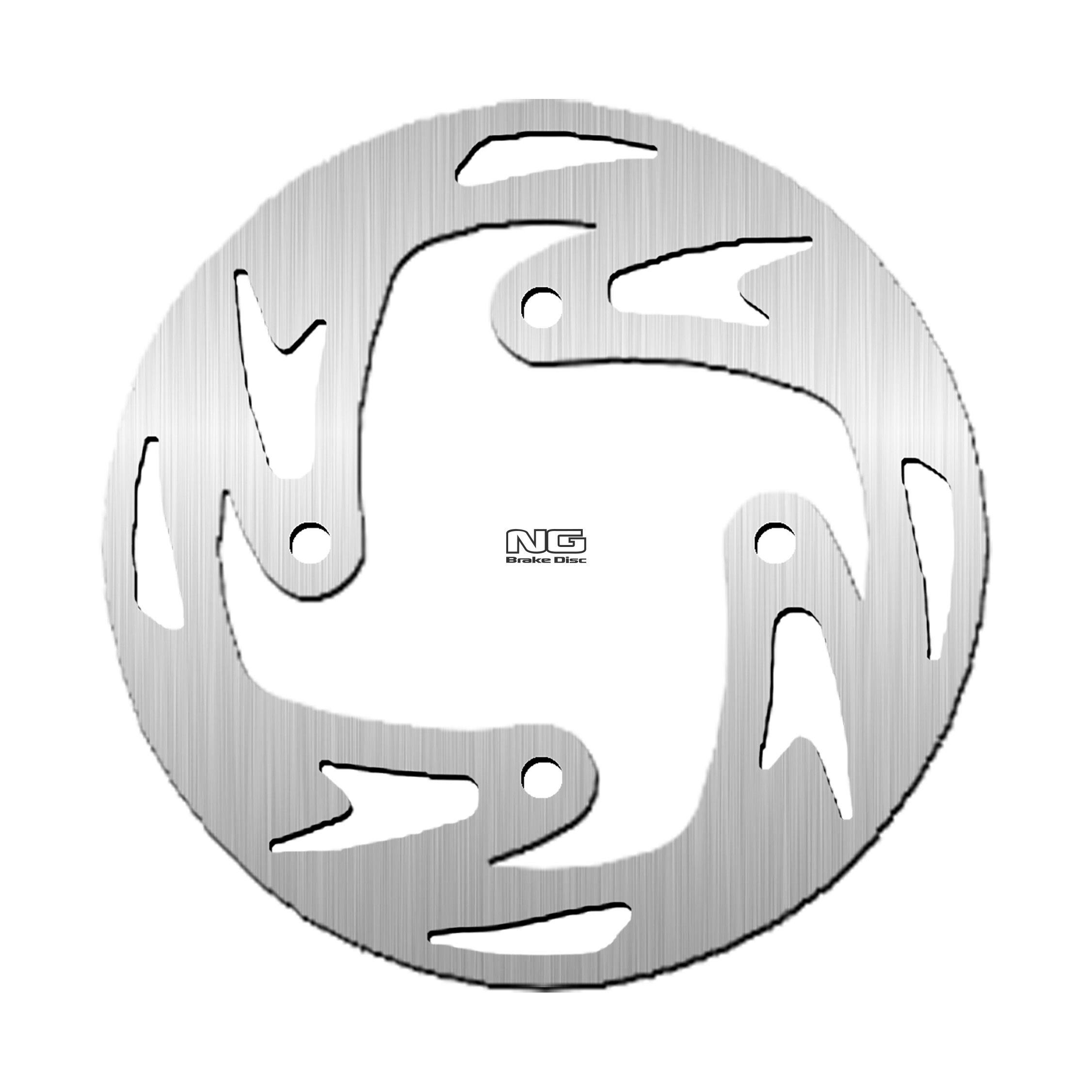 Obrázek produktu Brzdový kotouč NG Levá, levý