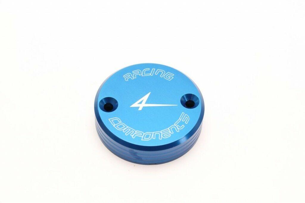 Obrázek produktu Víčko brzdové nádobky 4RACING modrá