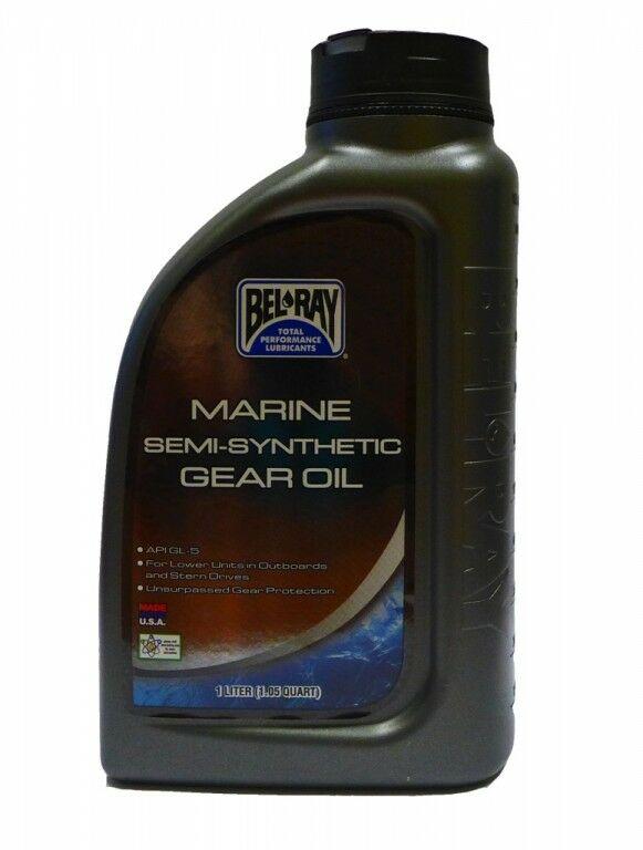 Obrázek produktu Převodový olej Bel-Ray MARINE SEMI SYNTHETIC 1 l 99740-BT1