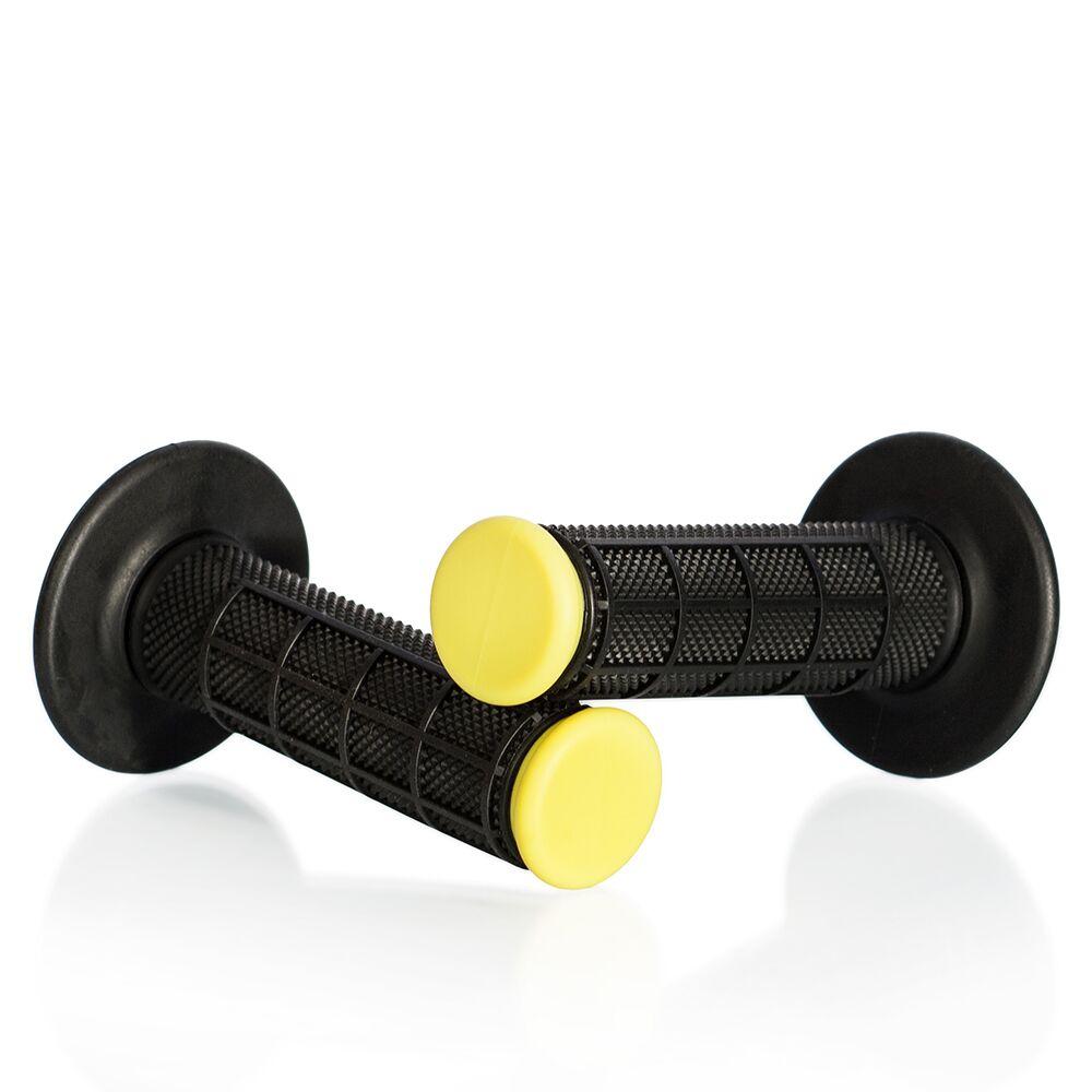 Obrázek produktu Motokrosové rukojeti MOTION STUFF černá/žlutá