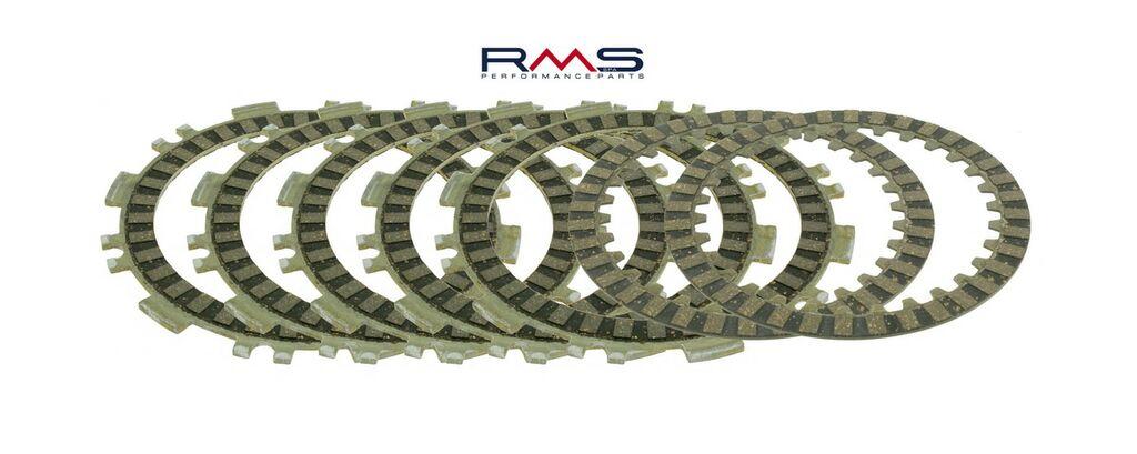 Obrázek produktu Lamely spojky sada RMS