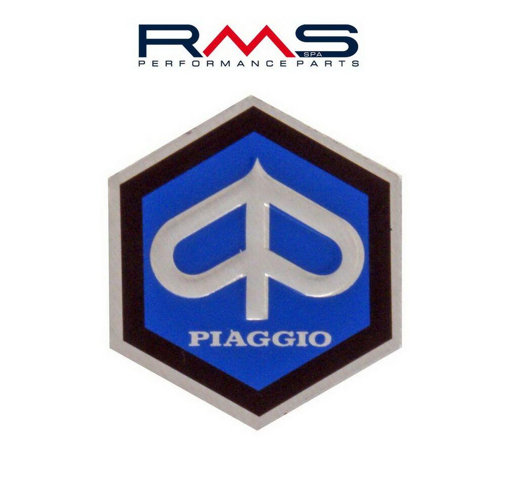 Obrázek produktu Emblém RMS 26mm na přední štítek 142720040