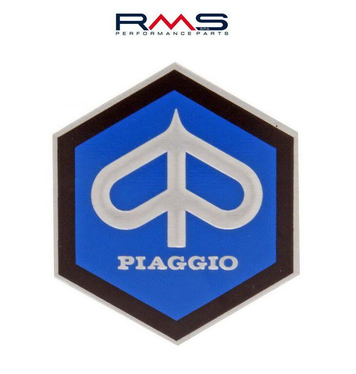 Obrázek produktu Emblém RMS 42mm na přední štítek 142720110
