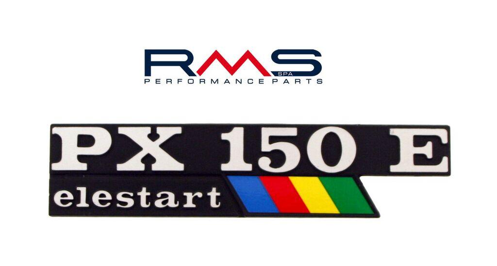 Obrázek produktu Emblém RMS na boční panel 142720790