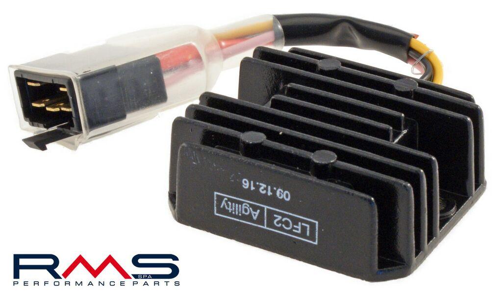 Obrázek produktu Relé dobíjení RMS 246030132