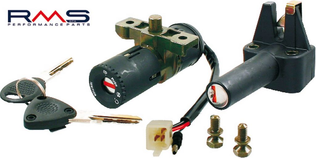 Obrázek produktu Spínací skříňka RMS včetně sady klíčů 246050070
