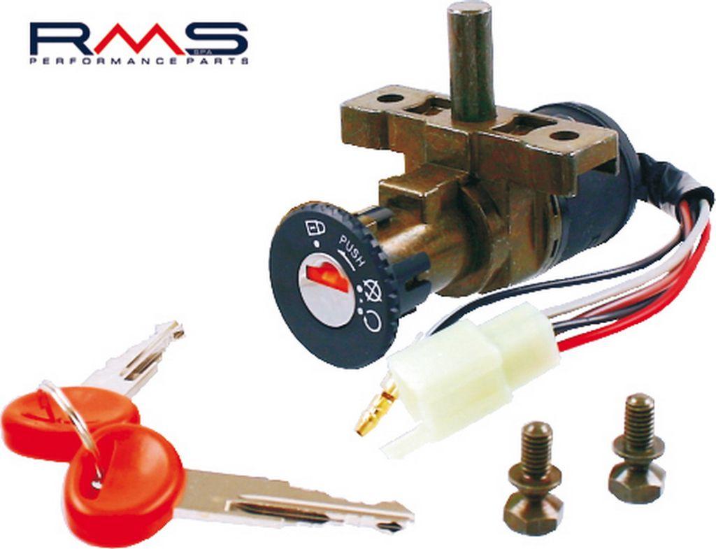 Obrázek produktu Spínací skříňka RMS včetně sady klíčů 246050090