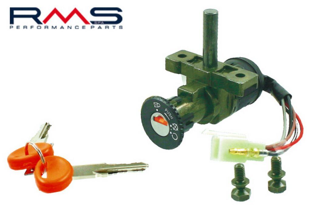 Obrázek produktu Spínací skříňka RMS včetně sady klíčů 246050100