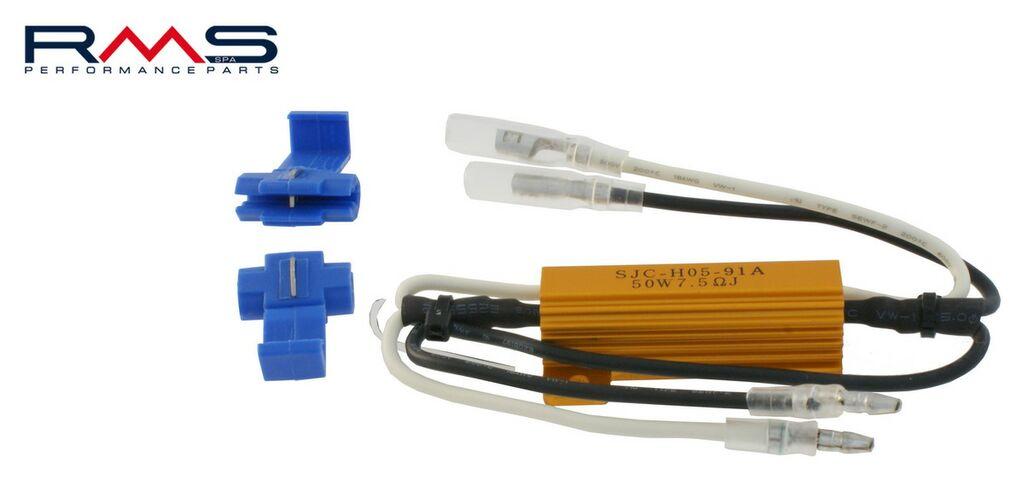 Obrázek produktu Odpor RMS 50W 7,5 OHM 246129030
