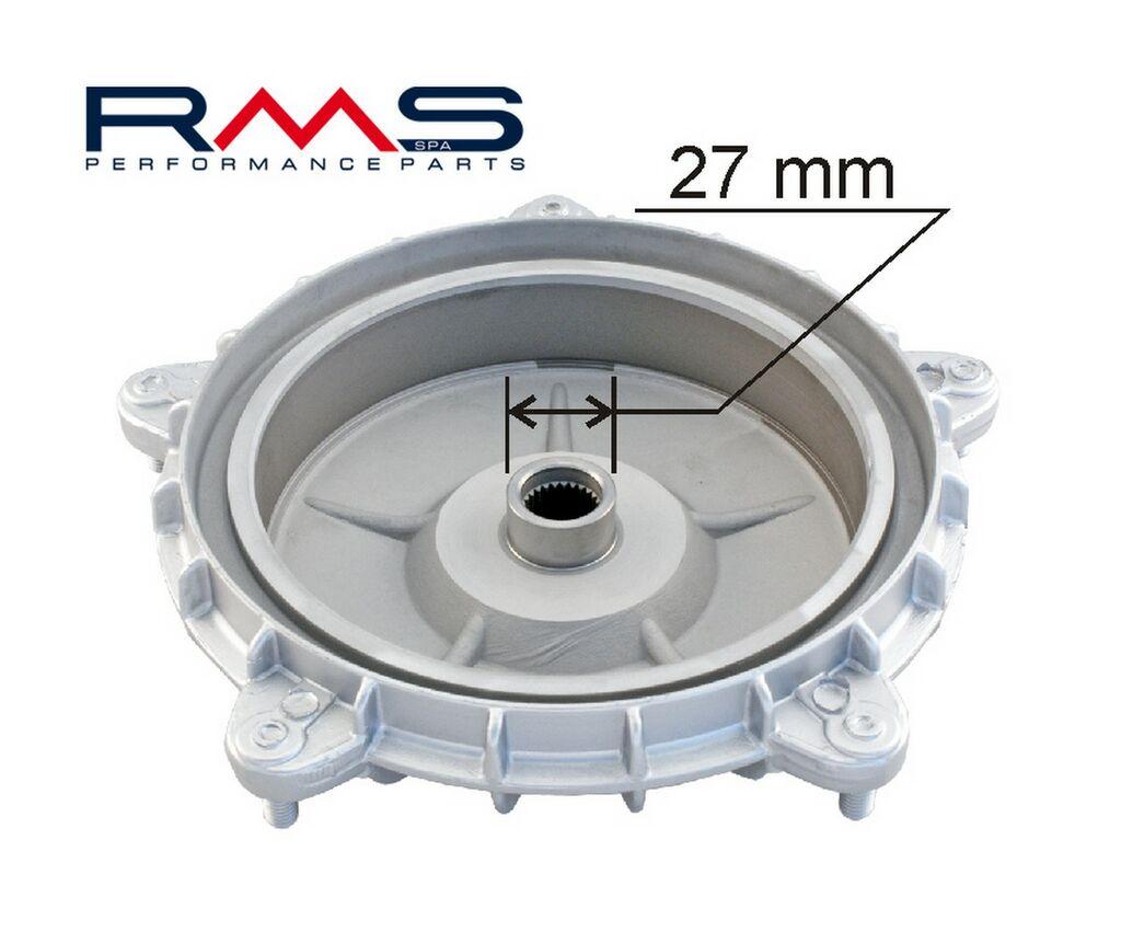 Obrázek produktu Bubnová brzda RMS zadní