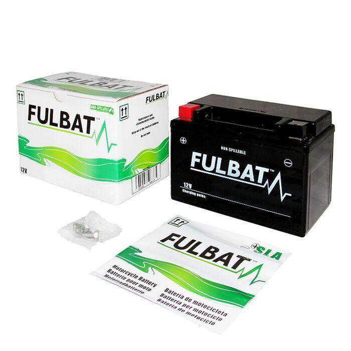 Obrázek produktu Továrně aktivovaná motocyklová baterie FULBAT