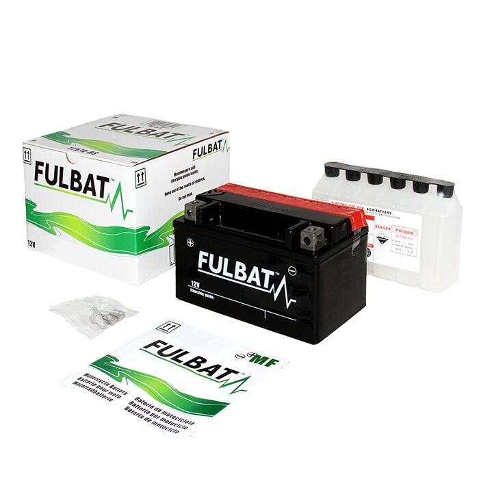 Obrázek produktu FULBAT baterie 12V/4Ah FTX5L-BS (YTX5L-BS) ACCESS DRR, HONDA, KTM, HUSQVARNA, SUZUKI, GAS GAS (FTX5L-BS)